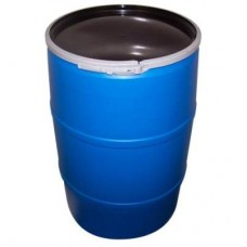 55 Gallon Barrel w / Lid - Food Grade
