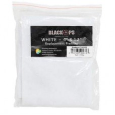 Black Ops Replacement Pre-Filter 4 in x 12 in White