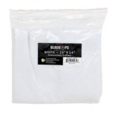 Black Ops Replacement Pre-Filter 10 in x 24 in White
