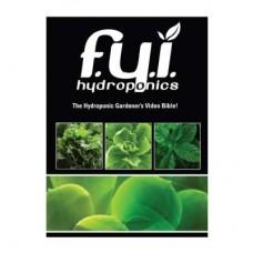 F.Y.I. Hydroponics DVD