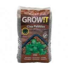GROW!T Clay Pebbles, 25 L
