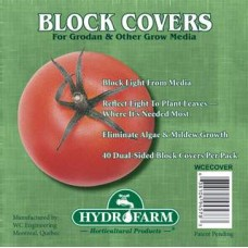 6in Rockwool Block Cover