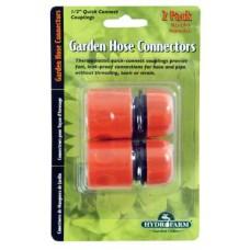 Quick Hose Connectors, Set of 2