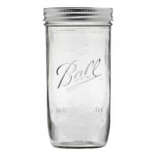 Ball Jar  24oz Wide Mouth Pint