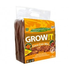 GROW!T Organic Coco Coir Mix, Block