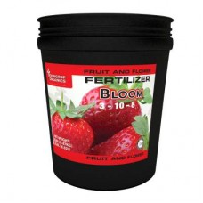 Vermicrop Bloom 3-10-5 Fruit and Flower Fertilizer 5Gal