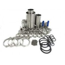 1/2 LB True Stage 1 Dewaxing Upgrade Kit
