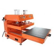 27in x 19in Dual Pneumatic Piston Rosin Heat Press