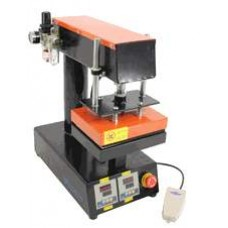 8in x 6in Pneumatic Rosin Press Dual Element Heating (In Stock 3-7-16)