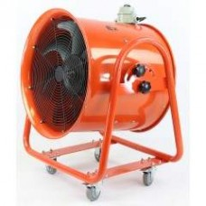 20in Explosion Proof Centrifugal Fan W/ Ducting