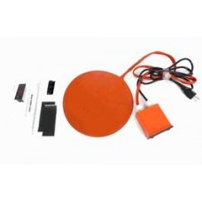 9     in Vacuum Chamber Digital Heat Pad