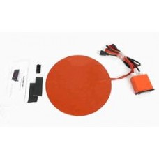 12in Vacuum Chamber Digital Heat Pad