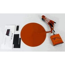 10in Vacuum Chamber Digital Heat Pad