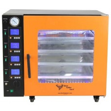 3.2CF Vacuum Degassing Oven - Stainless Steel Interior - 4 Shelf Heating