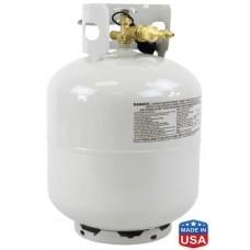 100% USA Made High Purity N-Butane 50# - Refillable Tank