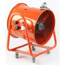 24in Explosion Proof Centrifugal Fan W/ Ducting